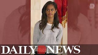 White House stalker begs to marry Malia Obama at her Tribeca internship