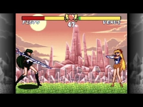 CGR Undertow - BISHOUJO SENSHI SAILOR MOON S review for Super Famicom