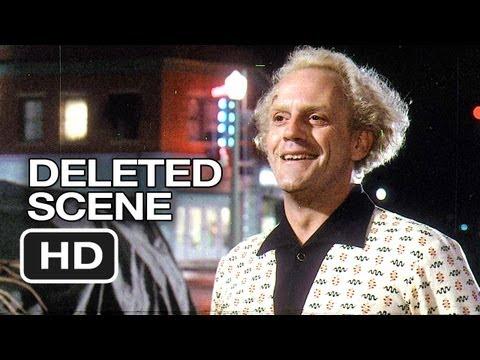Back to the Future Deleted Scene - Got a Permit? (1985) - Michael J. Fox Movie HD