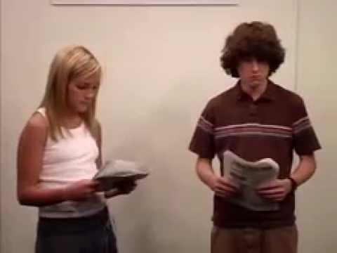 Jamie Lynn Spears Audition - Zoey 101