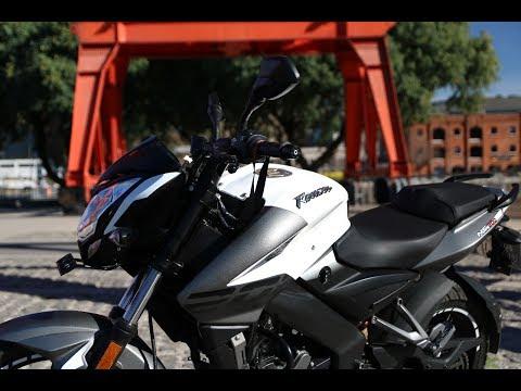 Test Ride - Bajaj Rouser NS200 - Motoblog Argentina