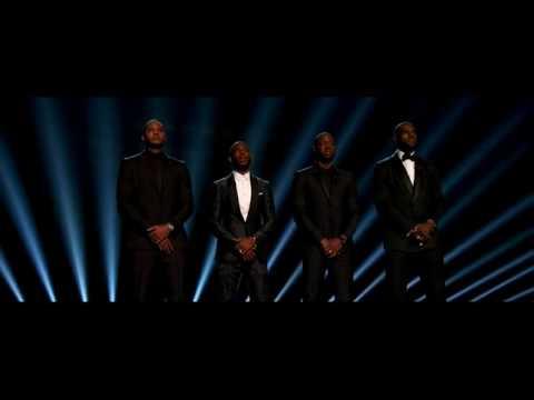 NBA stars call for social change at ESPY Awards