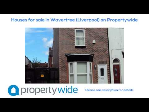 Houses for sale in Wavertree (Liverpool) on Propertywide