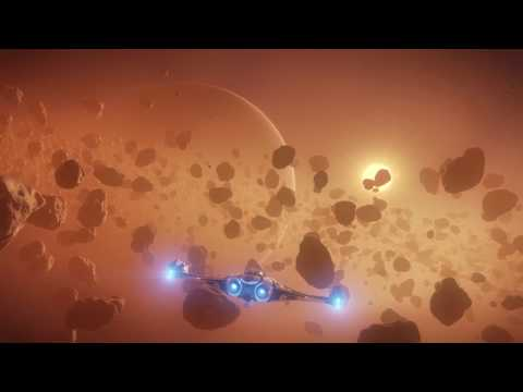 Elite Dangerous Music Video  - Beauty in the Chaos