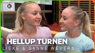 Turnen met Sanne en Lieke Wevers   ZAPPSPORT