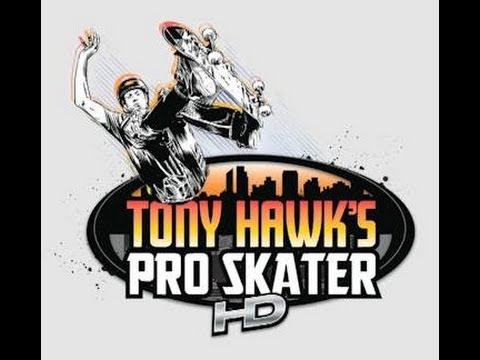 Tony Hawk Pro Skater HD - Gameplay Comentado