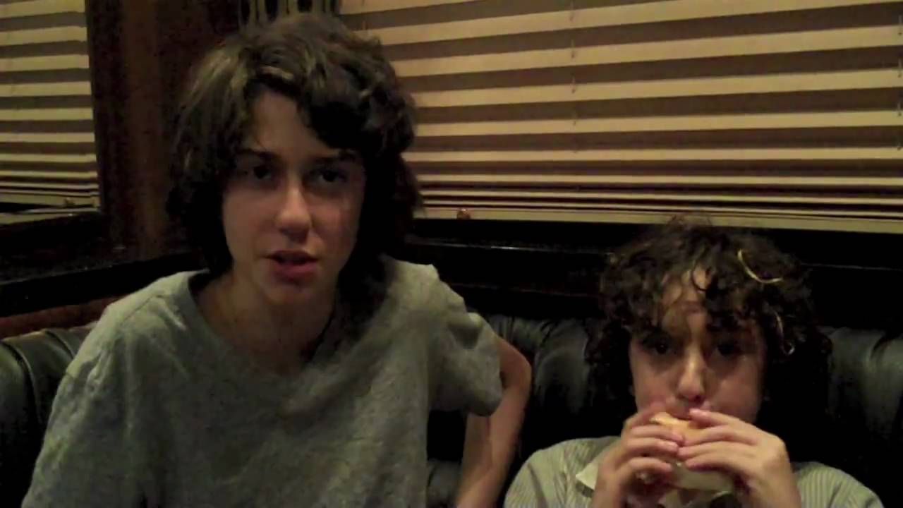 Nat And Alex Wolff Tour