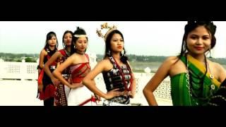 MISS TRIPURA2 Young Bru Music Video