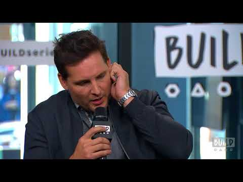 """Peter Facinelli Talks About His Character In """"The Wilde Wedding"""""""