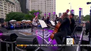 Christina Aguilera - You Lost Me + Fighter - 06.11.10 (The Early Show) HDTV 1080i.mpg