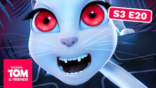 Hank vs. Vampires - Talking Tom and Friends | Season 3 Episode 20
