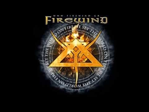Firewind - Mercenary Man