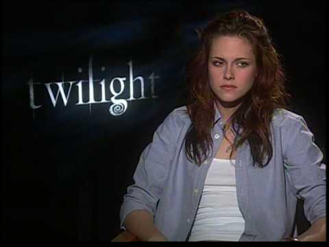 kristen stewart bella swan. Kristen Stewart interview for