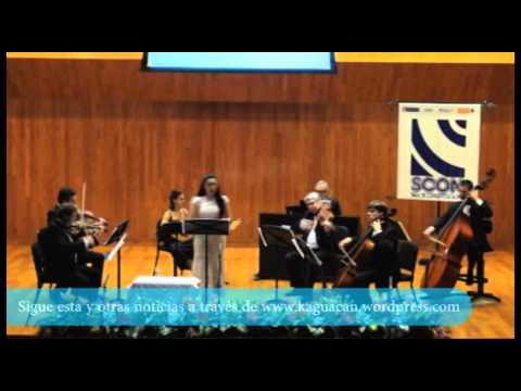 Agitata da due venti - Antonio Vivaldi SCON La Paz