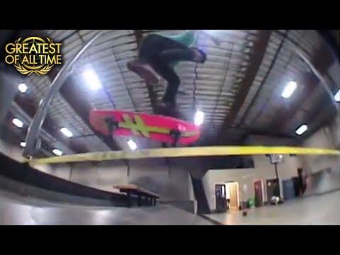The Skate Ninja At The Berrics