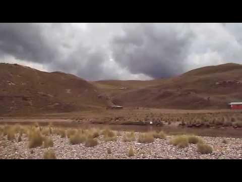 CERROS EN EL CENTRO POBLADO DE SAUSAYA: Distrito de Checca, Canas-Cusco.