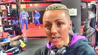 Kylie Fulmer on her incredible journey to become a boxing champion