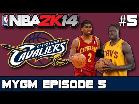 NBA 2K14 - MyGM Ep.5 | Cleveland Cavaliers | Finishing off The Regular Season in Style!