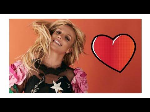 Britney Spears - Commence L'année Dans Les Bras D'un Beau Brun Très Musclé !