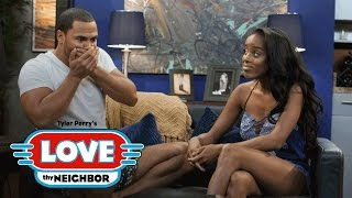Linda is in Labor--But Where's Danny?   Tyler Perry's Love Thy Neighbor   Oprah Winfrey Network