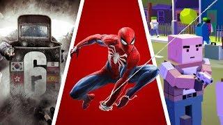 CORRE!!! JOGOS GRÁTIS PARA PS4, XONE E PC POR TEMPO LIMITADO (+ Spider Man Trailer)