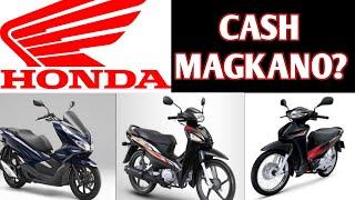 HONDA MOTORCYCLE CANVASSING | MAGKANO? | SHOUTOUTS