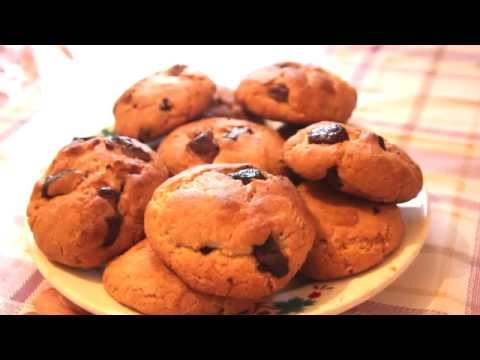 Американское печенье cookies рецепт