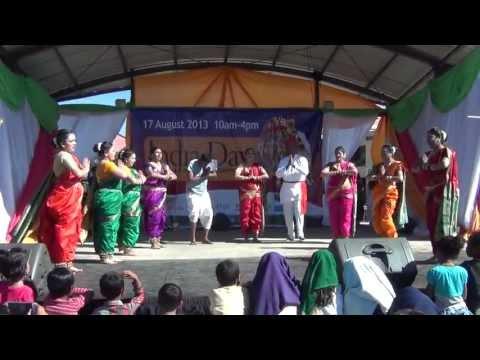 Tamasha Performance By Mmsa Team At India Day 2013 video