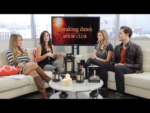 Breaking Dawn Book Club - The Wedding! Chapters 3-4