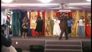"Pastor C. L. Willis & Voices of Triumph - ""Hallelujah-You're Worthy"""