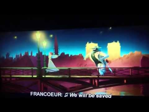 A Monster In Paris - La Seine (lyrics) (english) video