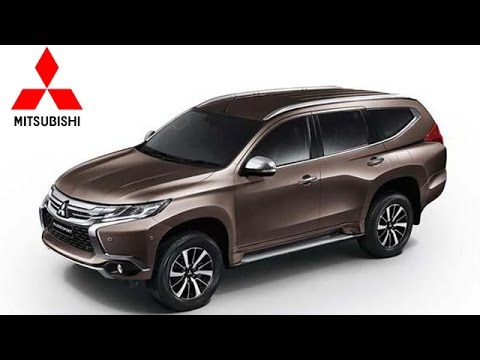 Mitsubishi Pajero Sport | India Launch By Mid 2017 | Upcoming SUV's In India