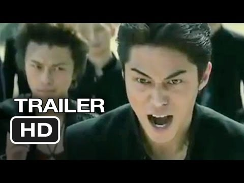 Crows Explode Official Trailer #1 - Toyoda Toshiaki Movie Hd video