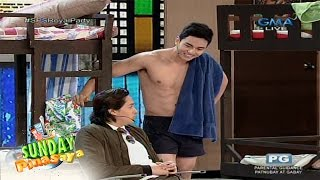 Sunday PinaSaya: Indie film auditions sa 'Boys Room'