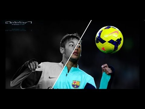 Neymar Junior ● Freestyle(warm Up) ● Part 1 | Hd video