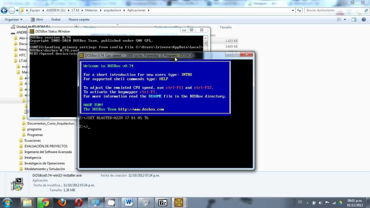 Permanent link to 3 tricks to run turbo c++ fullscreen in windows 7 posts by ankur77
