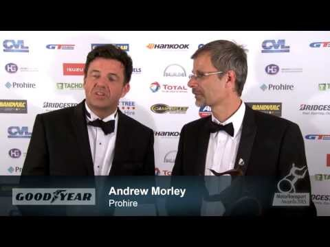 Motor Transport Awards 2013: Fleet Driver of the Year