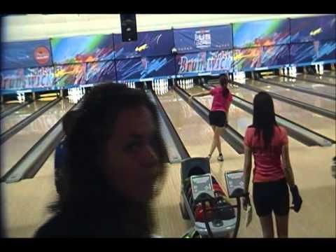Practice Session Women's US Open 2015 at Brunswick Zone Carolier Lanes