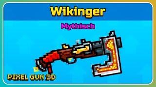 Wikinger freigeschaltet! Mythische Waffe aus Event! | Pixel Gun 3D