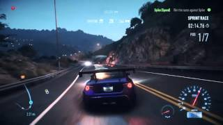 Need for Speed 2015 (PS4) Racing Gameplay