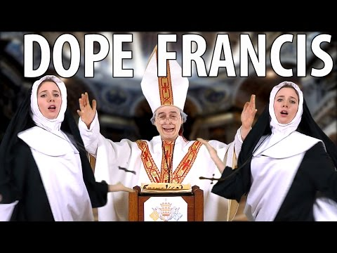 Dope Francis Raps the 10 Climate Commandments [RAP NEWS 33]
