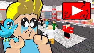 I'M SAD! / Roblox YouTuber Tycoon / Gamer Chad Plays and I CRY
