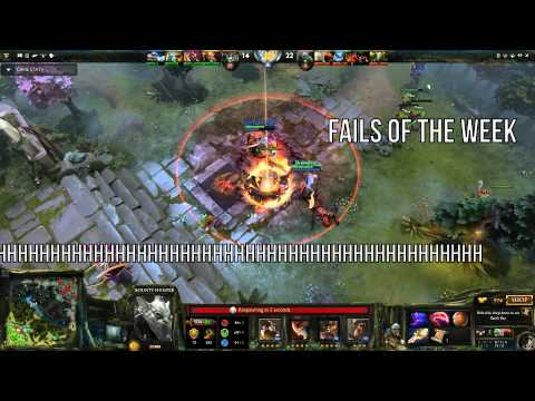 Dota 2: The Story of Bounty Hunter