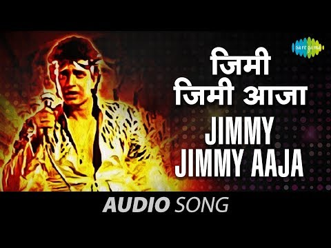 Jimmy Jimmy Aaja - Full Song (HQ) | Parvati Khan | Mithun Chakraborty | Disco Dancer [1982]