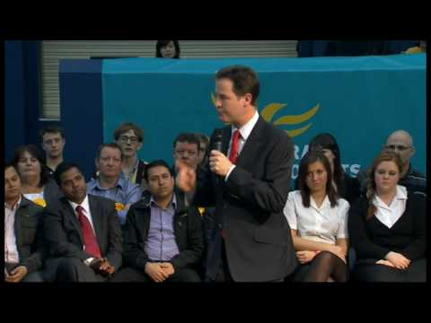Nick Clegg touts 'fairness' in latest speech Video