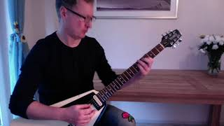 Coast To Coast by Scorpions (Michael Schenker) - Guitar Tutorial