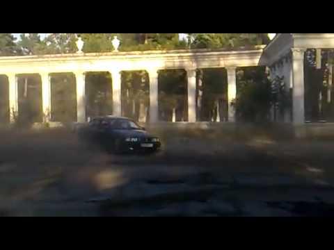 BMV E36 drift , no no no , thats looooooll