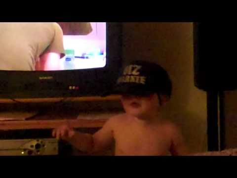 THE WORLDS YOUNGEST RAPPER PT 2, MC FROM THE BRONX!