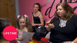 Dance Moms: NYC Talent Scout Auditions (Season 1 Flashback) | Lifetime