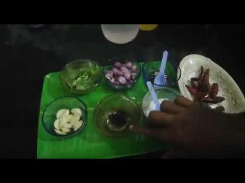 Onion chutney  village style